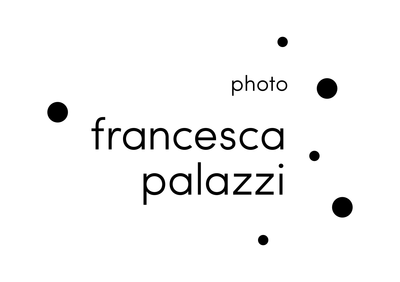 francesca palazzi ° photo